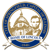 City of Springfield Illinois Seal